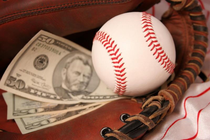 野球のお金